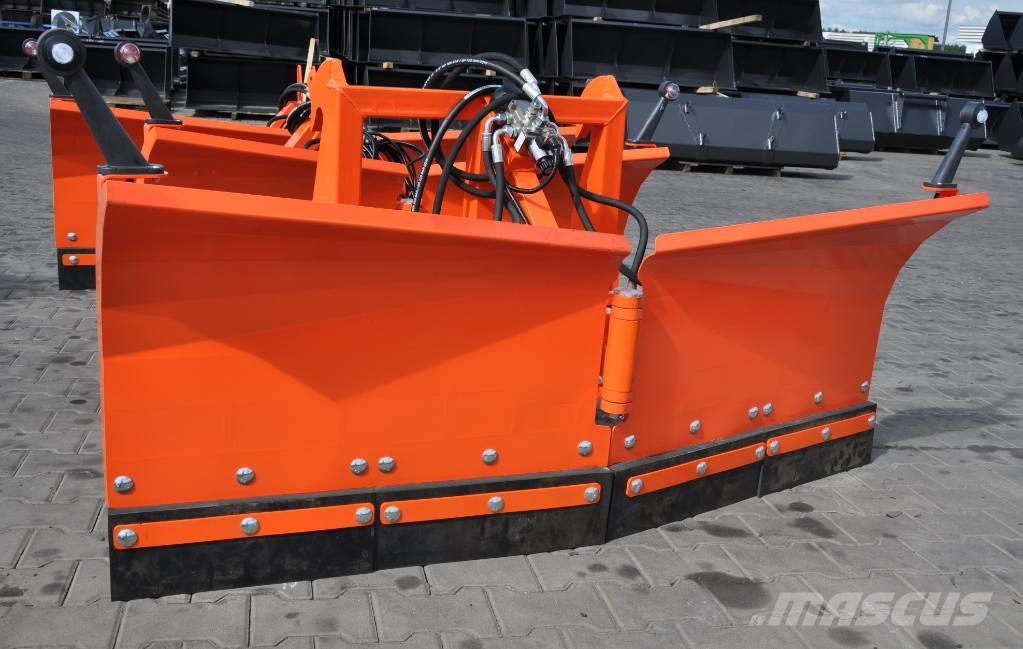Top-Agro Vario snow plow 1820 mm - light type