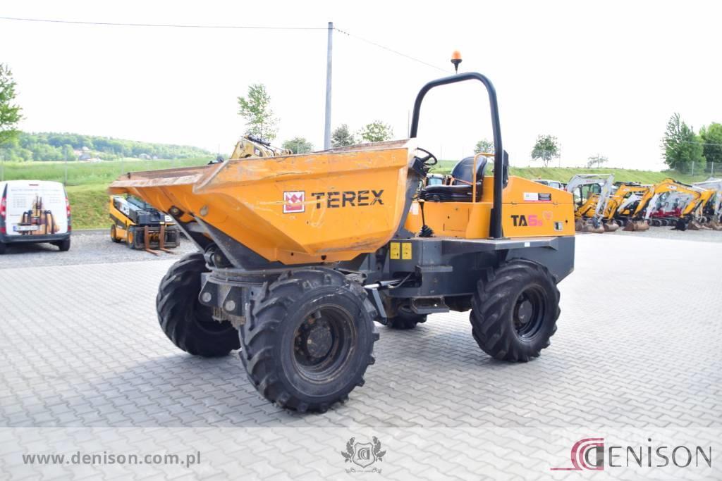Terex TA 6s PS6000 Swivel
