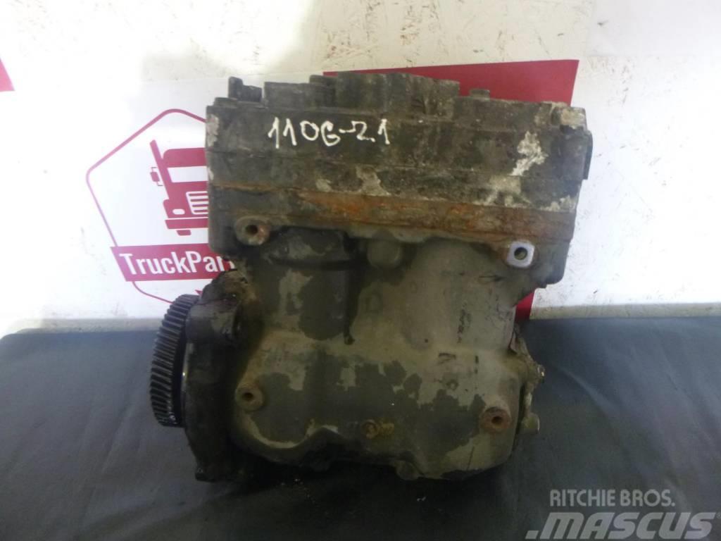 Scania R440 Air compressor 1901246