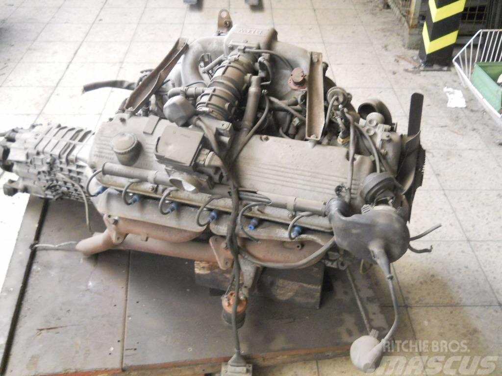 BMW 528i E28 Code 286EC, 1987, Motorer