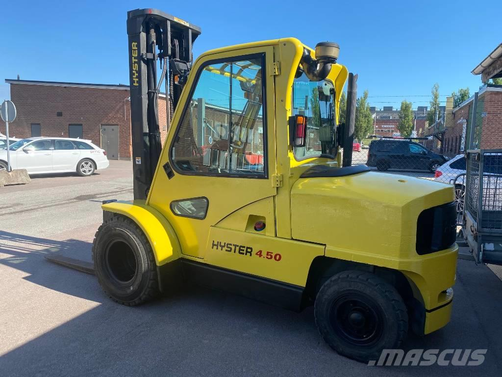 Hyster HYSTER H 4.50 XM