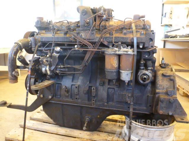 Valmet 860 reservdelsmotor REP