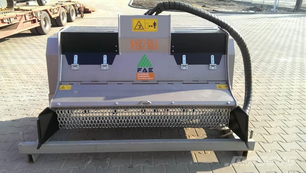 FAE kruszarka drogowa STC/SSL-150 seria 15-0689
