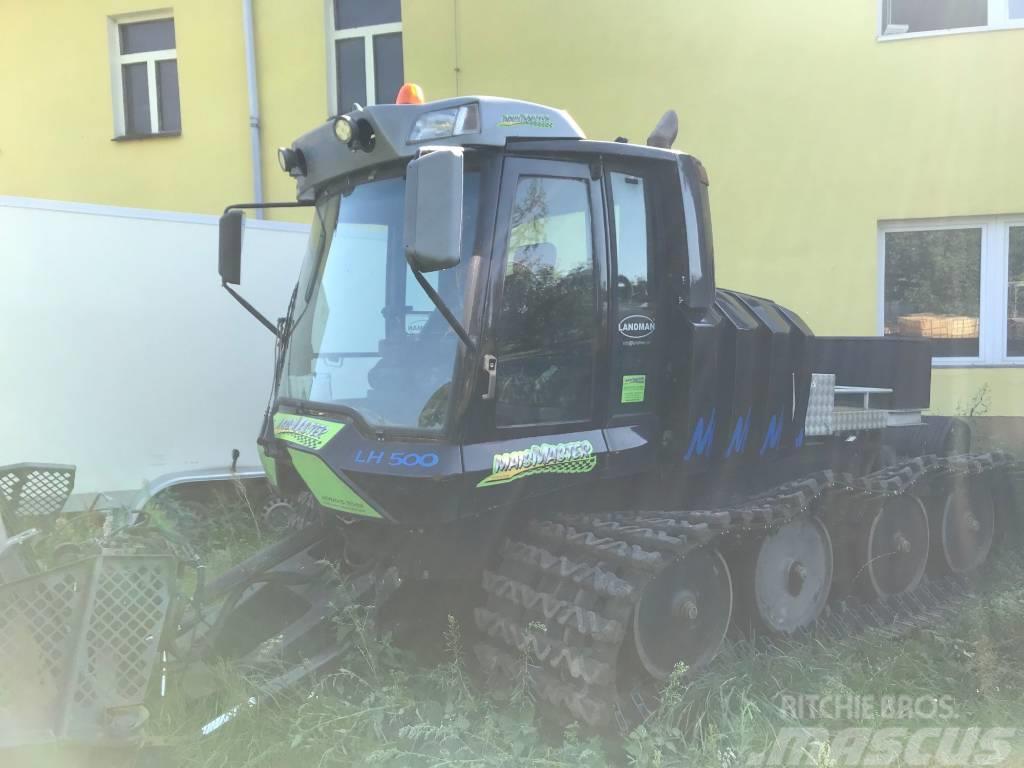 Prinoth Maisraupe LH500
