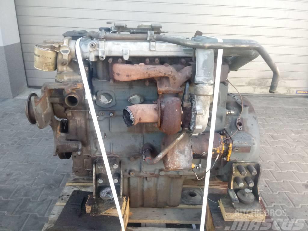Liebherr D924 T - E A1 Silnik Engine