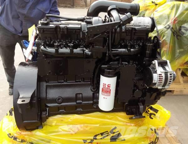 Cummins L375-30 Engine assy (new)