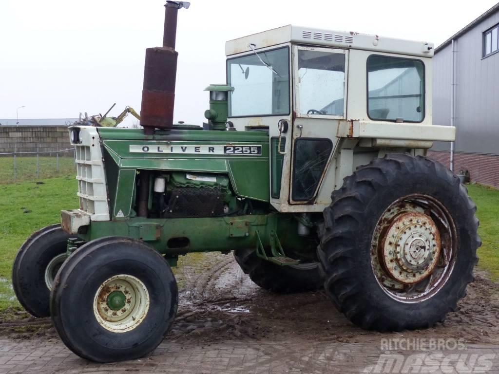 Oliver 2255, 1973, Tractors ...