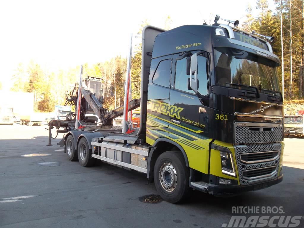 Volvo FH16 750 6x4