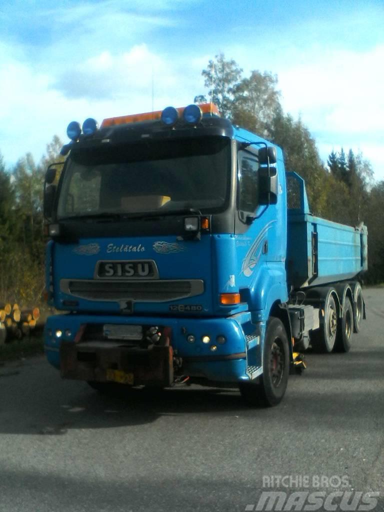 Sisu E12M-8X2