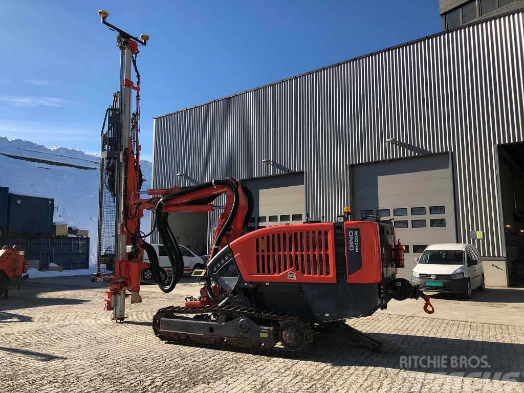 Sandvik Dino DC400Ri , 2016 - Surface drill rigs - Mascus
