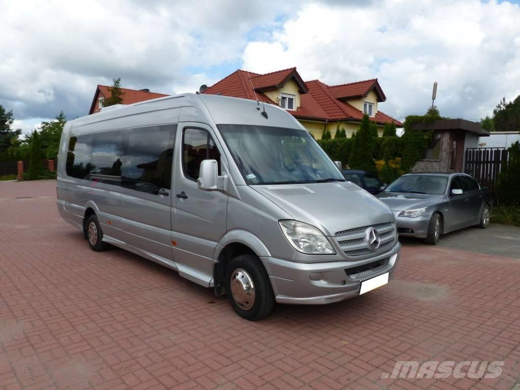 Used mercedes benz sprinter 518 cdi xxxl 24 os other year for Price of mercedes benz sprinter