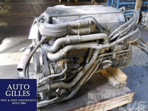 Mercedes-Benz OM906LA / Econic Motor