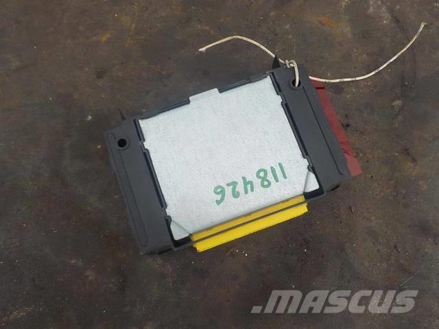 MAN TGA ECAS control unit 81258117018 4461702090