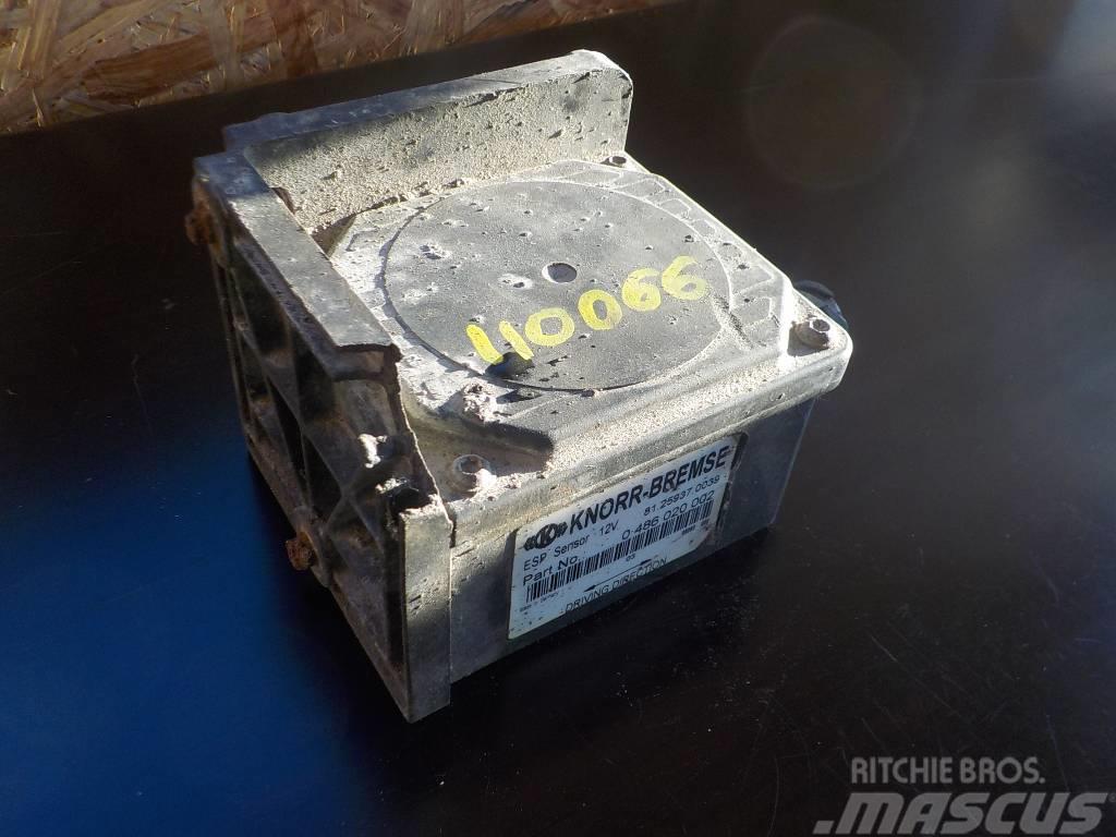 MAN TGA ESP control unit 81259370050/81259370039