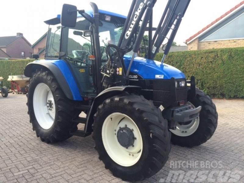 New Holland TS90 SLE