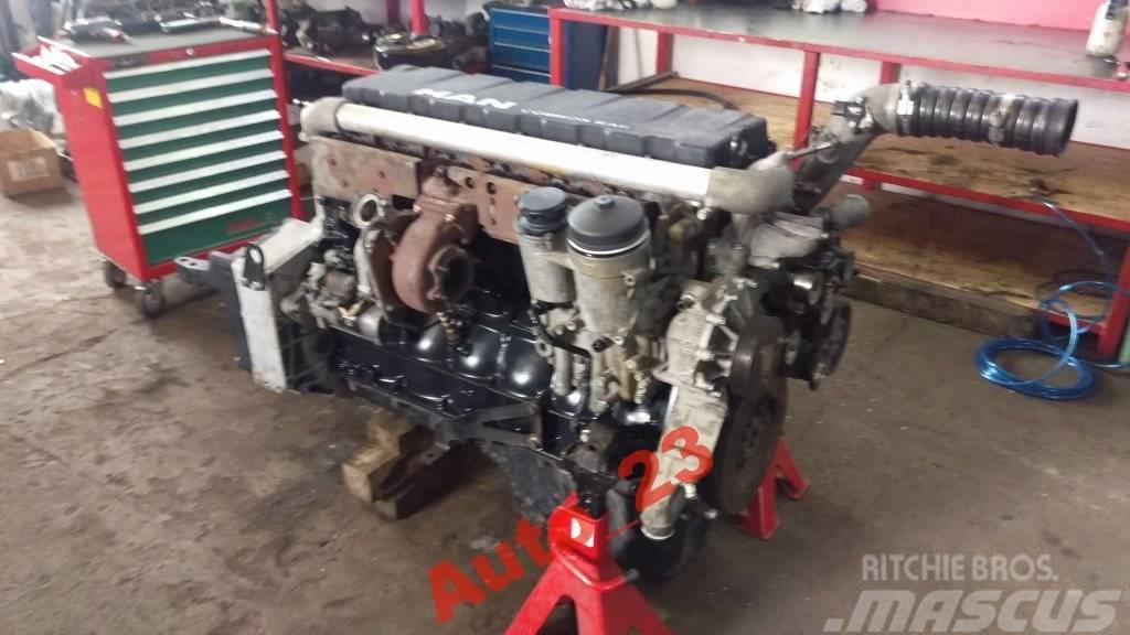 [Other] Silnik D2066LF Euro5 Silnik MAN TGX TGS TGA D20 E5