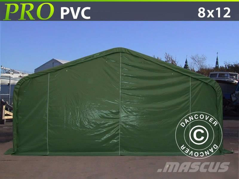 Dancover Storage Shelter 8x12x4,4m PVC, Telthal