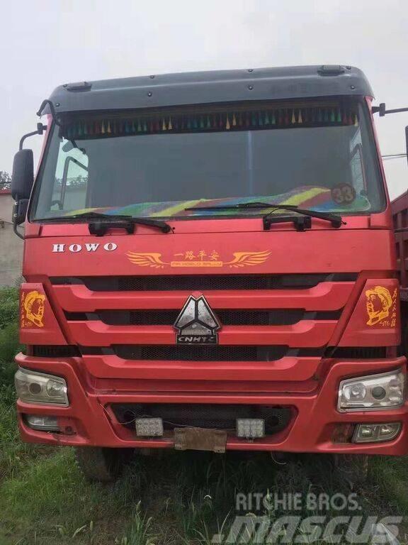 Howo Dump Truck 375