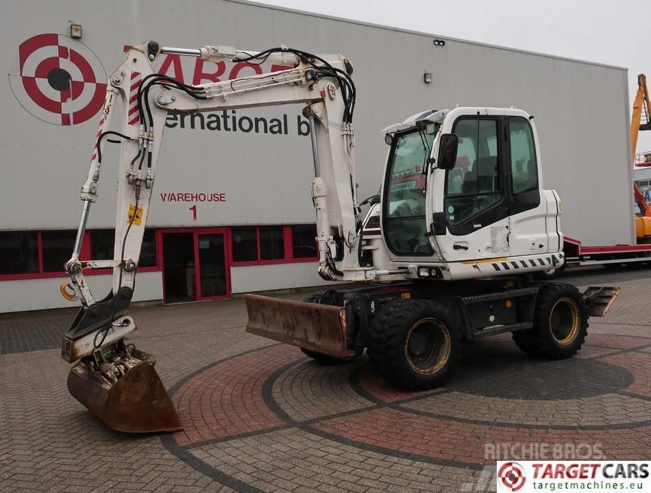 New Holland MH2.6 Wheel Mobile Excavator 10.5T