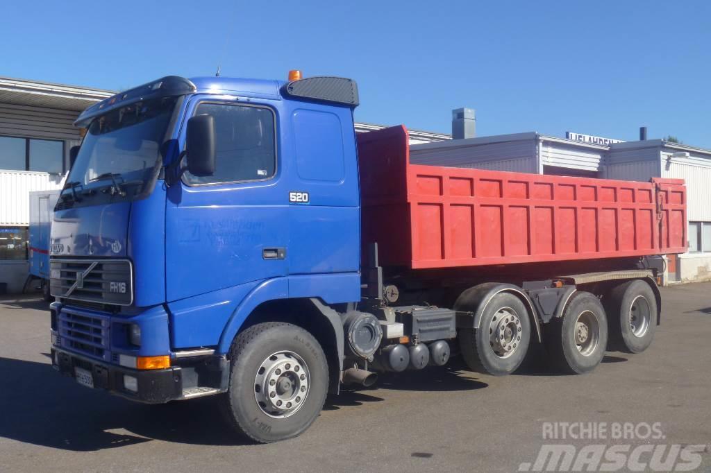 Volvo FH 16 520 8X2