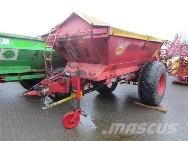 Bredal B6, 1998, Mineral spreaders