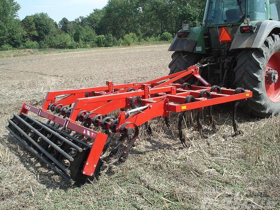 Expom Gryf stubble cultivator, 3,0m + tubular roller 540