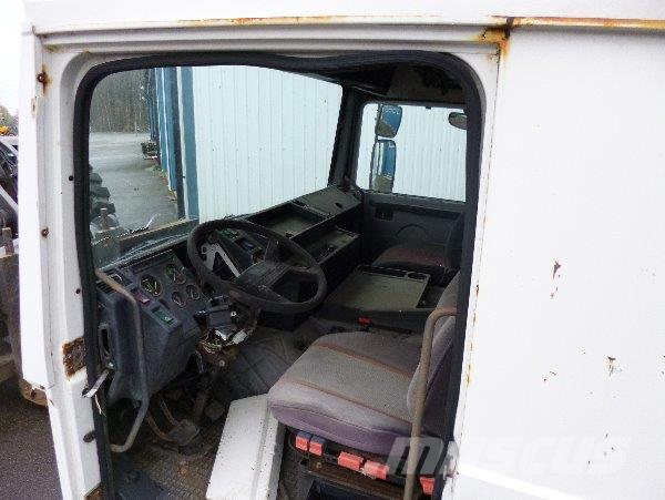Used Volvo F12 Eurotrotter cabins Year: 1992 for sale - Mascus USA