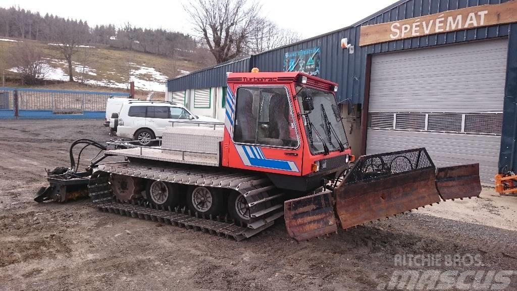 Rolba Turbotrac TT140 2m50