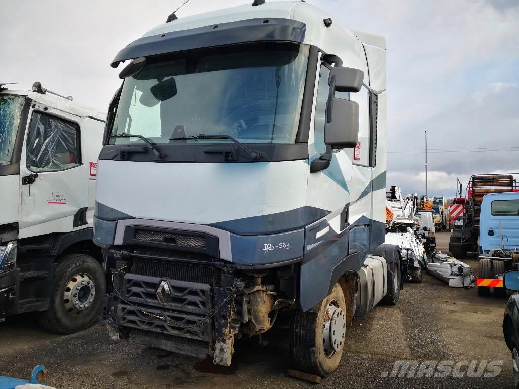 Renault T520 HIGH *ACCIDENTE*DAMAGED*UNFALL*
