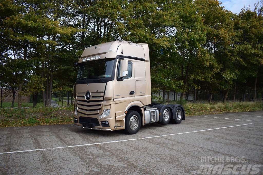 Mercedes-Benz Actros 2548 LS 6x2/2 F 13