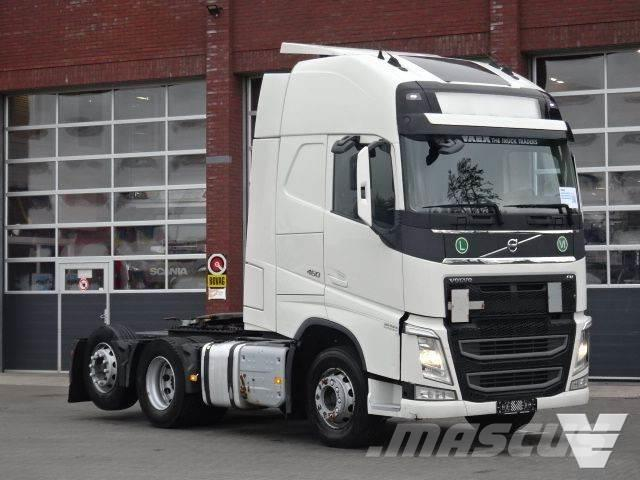Volvo FH13.460 Globetrotter XL 6x2 - 2x Tank - I shift -