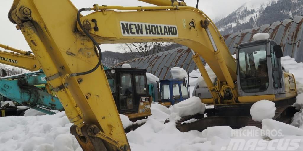 New Holland Kobelco E 385