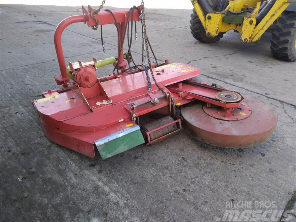 Humus AFLP 2500 Pfahlmulcher