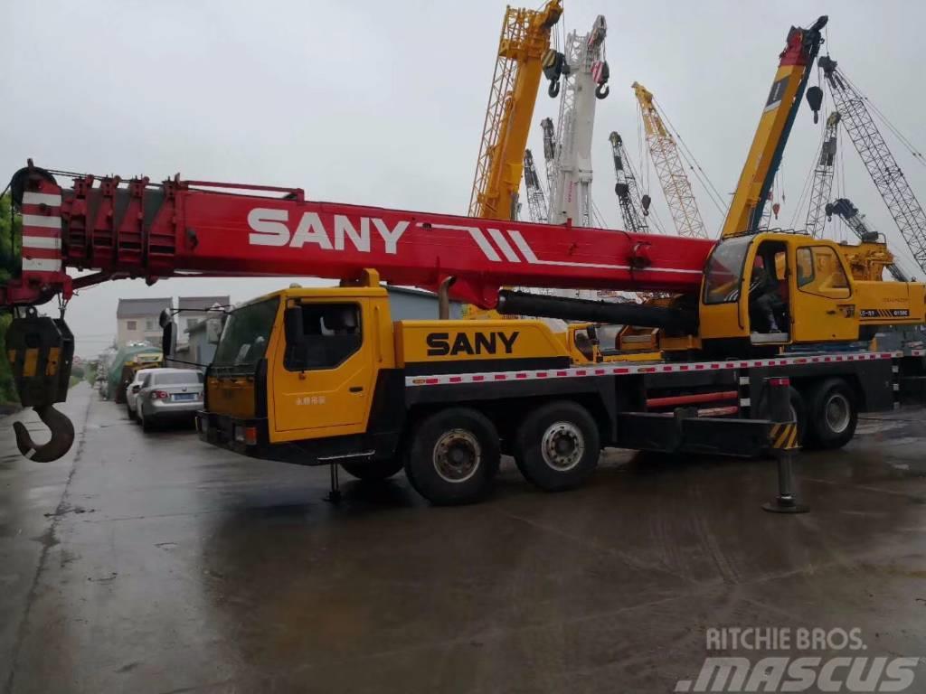 Sany QY 50 C  50t truck crane
