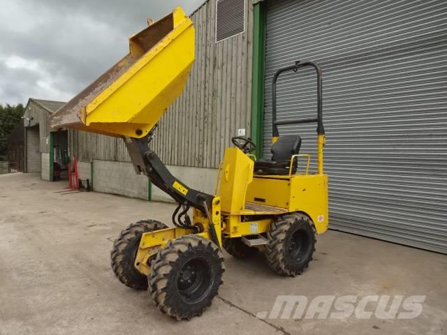 NC 1 ton High Lift Dumper