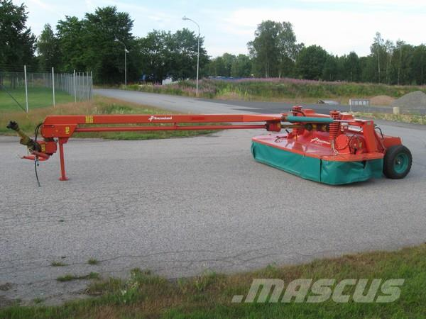 Taarup TA337C, 1998, Mower-conditioners
