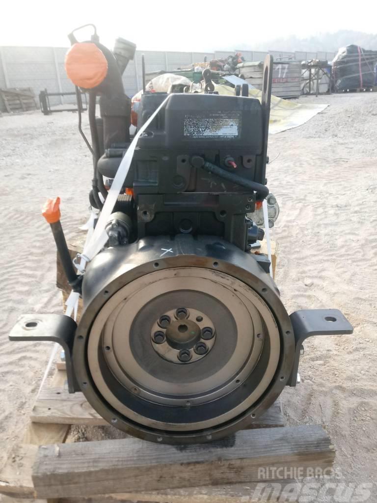 John Deere Mecalac AX1000 Silnik Engine Motor