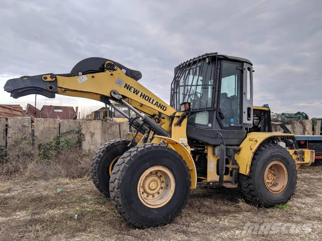 New Holland W 130 B FOR PARTS