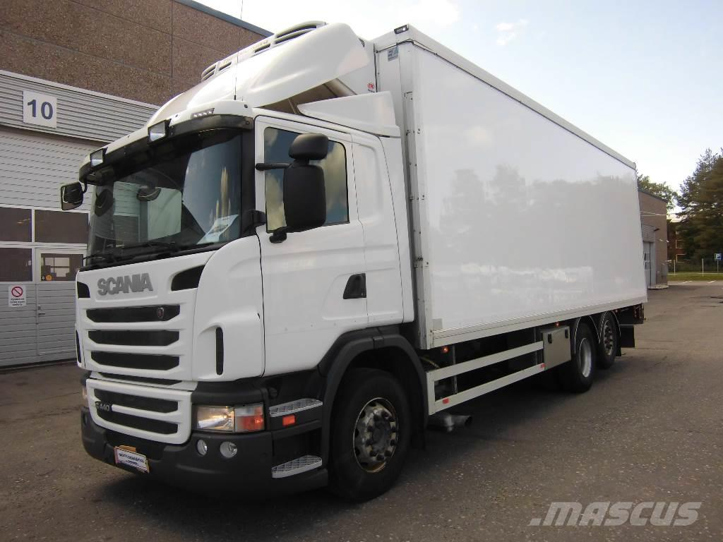 Scania G 440-6x2