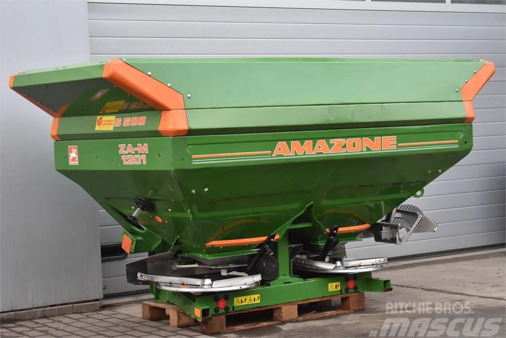 Amazone ZA-M 1200 NOVIX 2700 L *2012* SBS