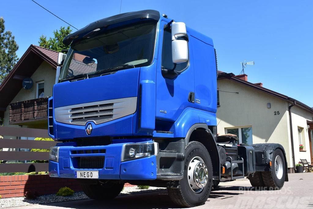 Renault PREMIUM LANDER 460 *2013* 260.000km BIG AXLE HYDRA