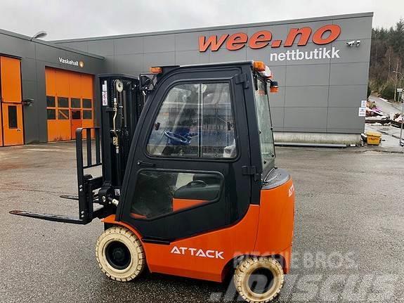 Attack 1,5 t batteri truck
