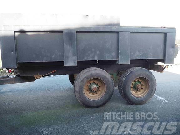 Bailey 14 tonns dumperhenger