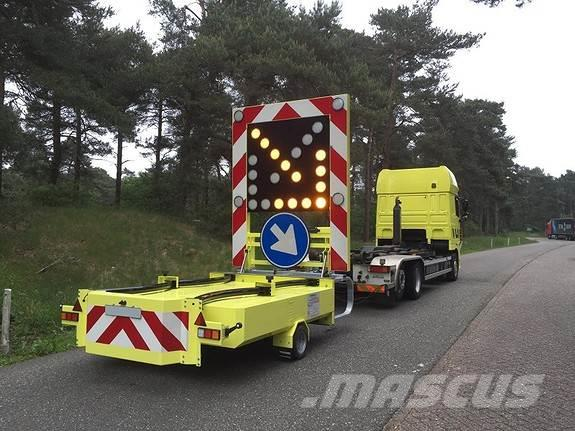 Buffalo TMA Verdegro trailer