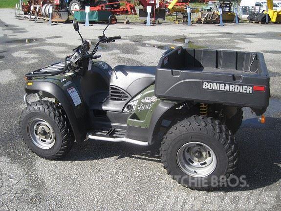 quad can am kaufen