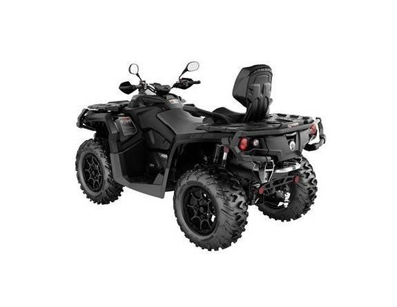 Can-am Outlander 1000 XTP Max 105km/t