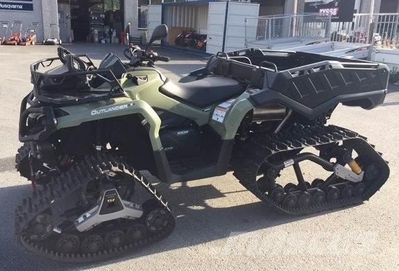 Atvs For Sale >> Used Can-am Outlander 6X6 FARMER 1000 PRO ATVs Year: 2018 Price: $30,256 for sale - Mascus USA
