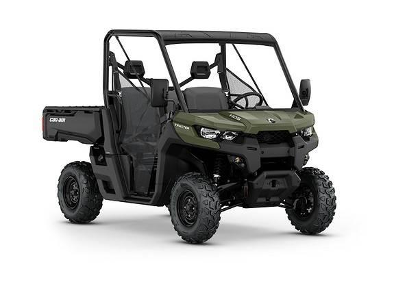 Can-am TRAXTER HD5 T