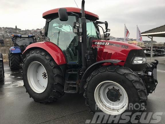 Used Case Ih Maxxum 130 Mc Tractors Year  2010 Price