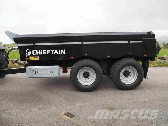 Chieftain Dumper, 14 t. Hardox